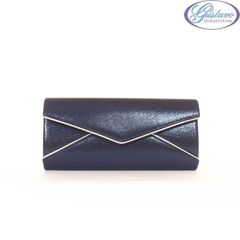 Valentina női alkalmi táska sötétkék színű a233205d06