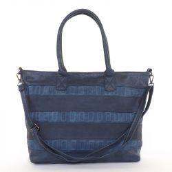 DII'SKY női divattáska kék színű
