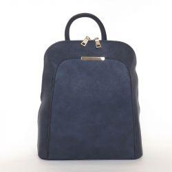 ERICK női hátitáska kék színű
