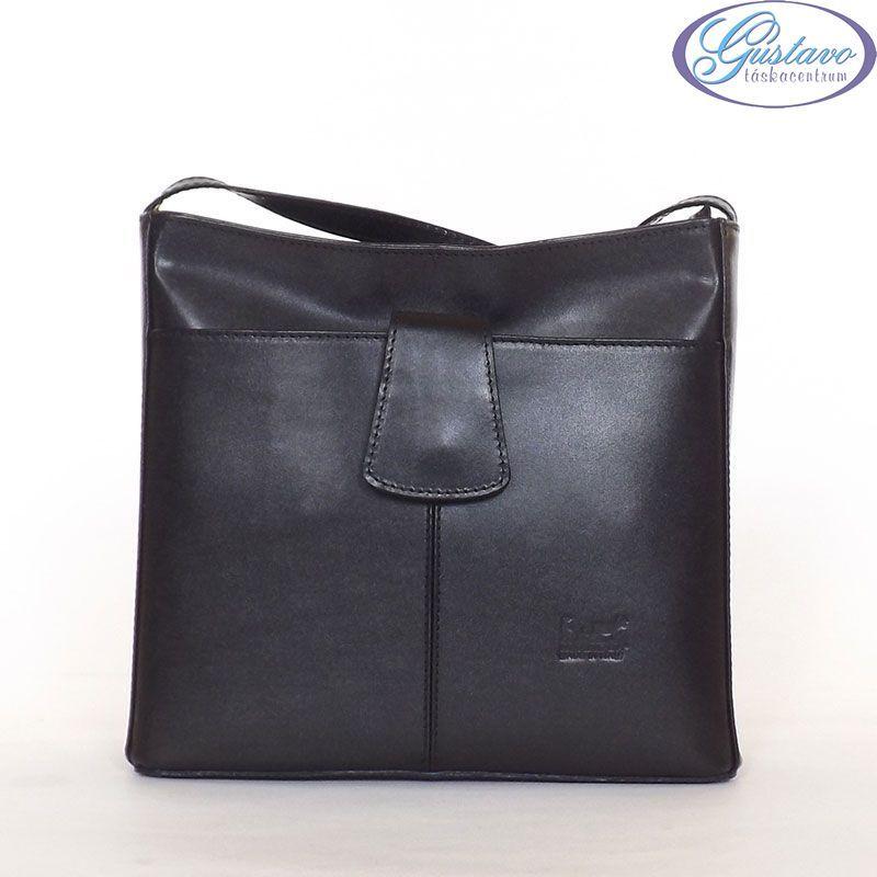 MAX MODA Női Olasz nagyon szép klasszikus marhabőr táska 3ddff1295d