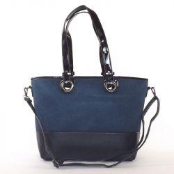 LIDA női divattáska kék színű b1c3745745
