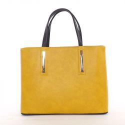 CHIARA női divattáska sárga...