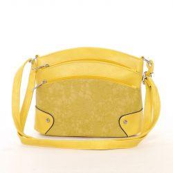 URBAN női divattáska sárga...