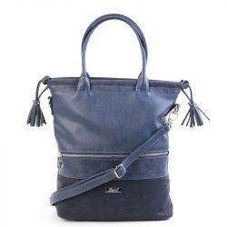 KAREN női táska kék színű