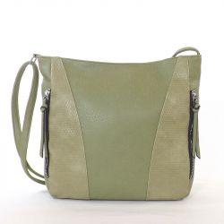 ILF női divattáska zöld színű