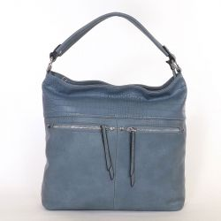 URBAN női divattáska kék színű