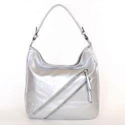 INT. női divattáska ezüst...