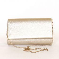 Női alkalmi táska arany színű
