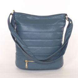 CO&CO női divattáska kék színű