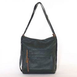 NŐI táska zöld színű  /BEST/