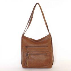 NŐI táska barna színű /BEST/